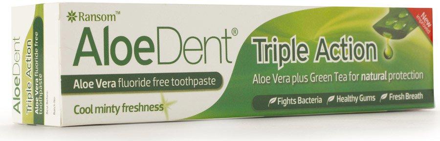 AloeDent Toothpaste