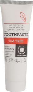 Tea Tree Organic Toothpaste by Urtekram