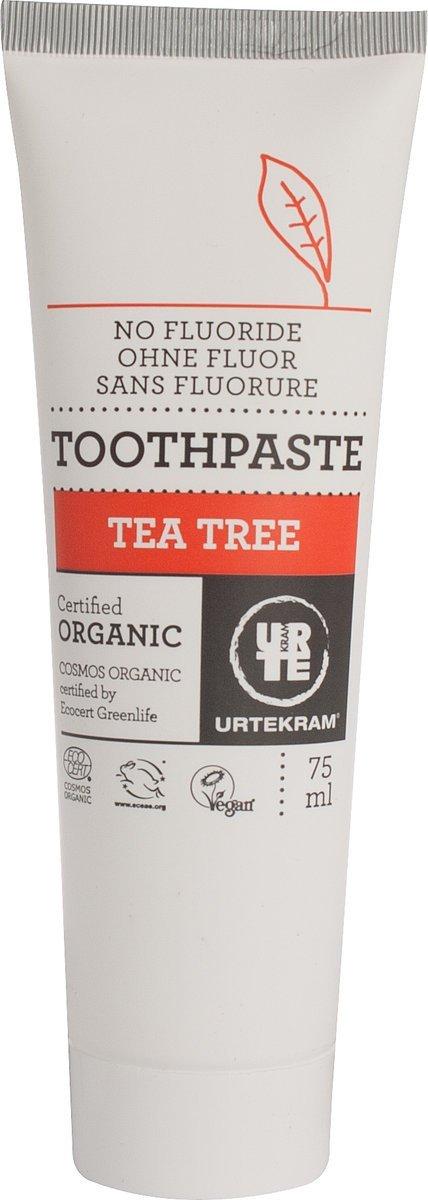 Urtekram Toothpaste – Organic Tea Tree