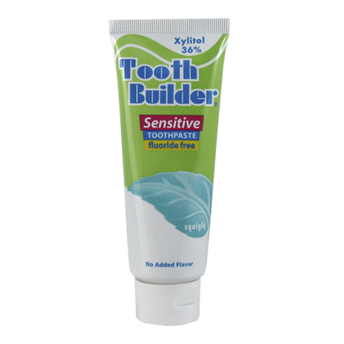 Tooth Builder Toothpaste by Squigle