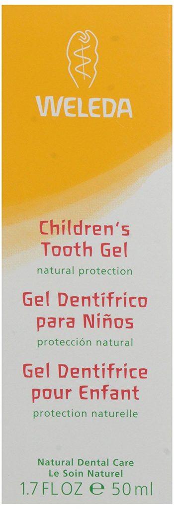 Weleda Gel Child Toothpaste for Kids