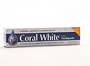 Coral Natural Toothpaste