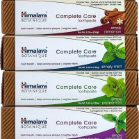 The Best Himalaya Complete Care Toothpaste