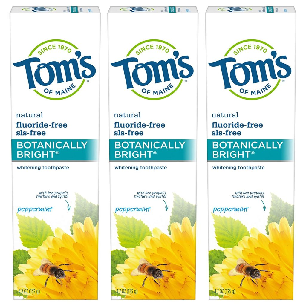 Botanically Bright Toothpaste